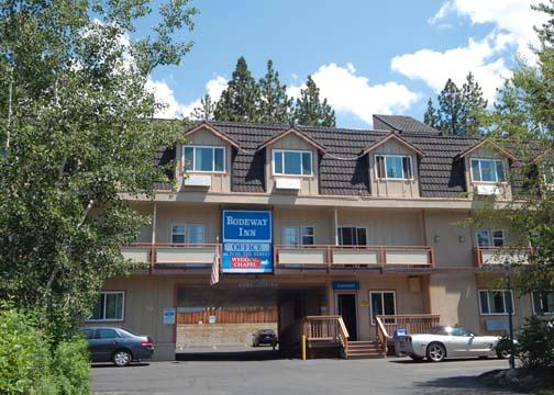 South Lake Tahoe Lodging Guide Rodeway Inn