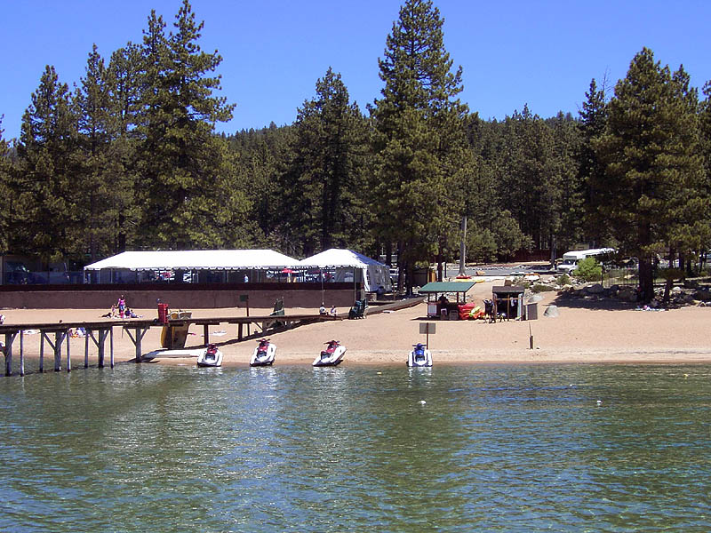 Round Hill Pines Beach Aboutlaketahoe Com