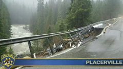 Highway 50 Damage
