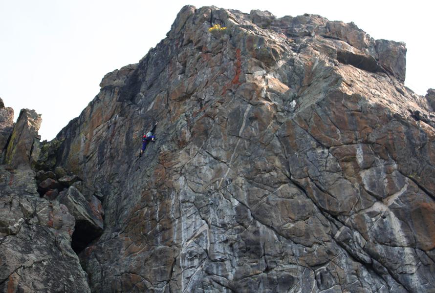 climbing in lake tahoe