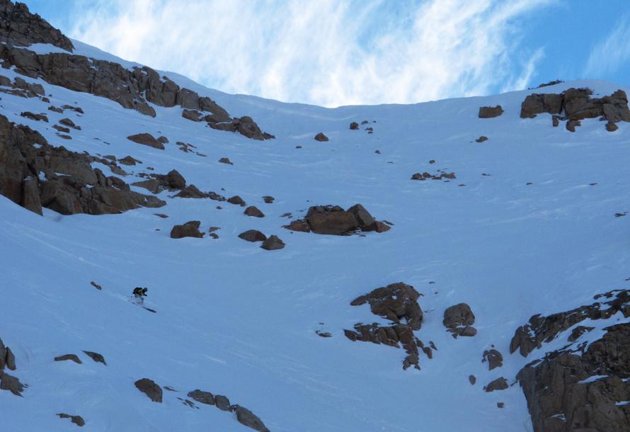 jobs sister backcountry ski tour