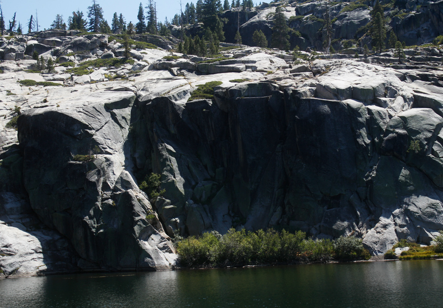 shealor lake climbing
