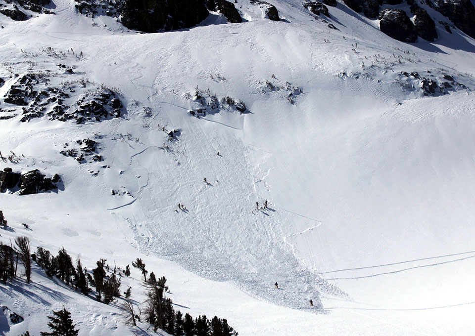 round top avalanche