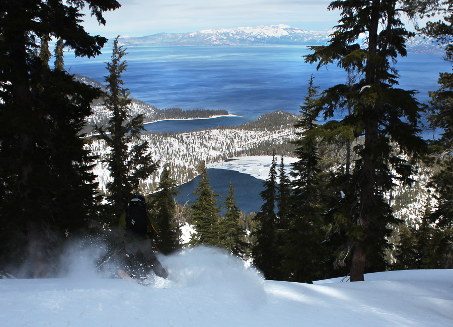 tallac backcountry