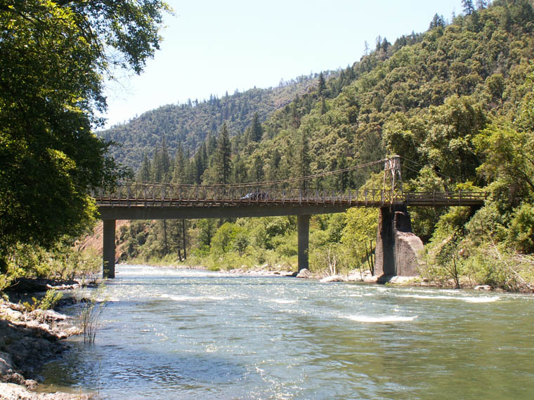 Rafting the North Fork of the American River - About Lake Tahoe