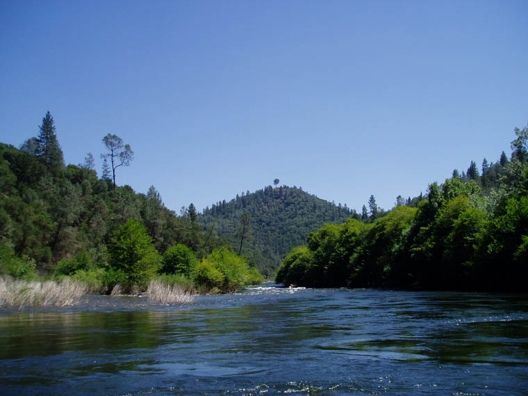 Rafting the South Fork of the American River - About Lake Tahoe