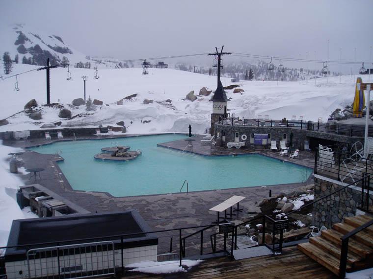 High Camp Pool And Lagoon