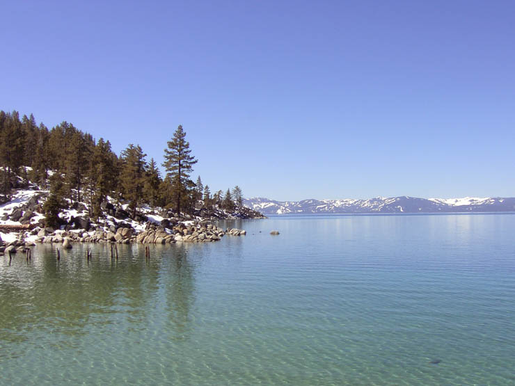 Lake Tahoe Hotels >> Lake Tahoe Beaches - About Lake Tahoe